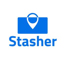 Startup marketplace Stasher logo