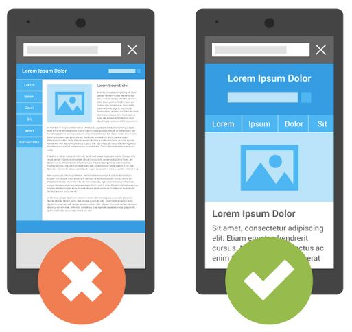 Google's mobile-friendly update rewards mobile sites with easy-to access features