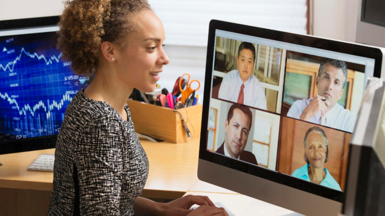 Technology such as video conferencing software has made it much easier for remote teams to communicate and collaborate.